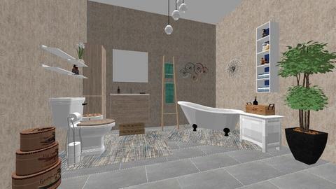 Shambre Lewis design - Bathroom  - by Lewiss24