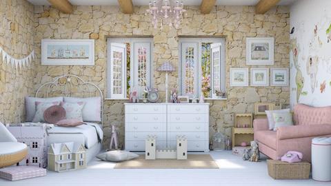 Principessa - Kids room  - by Charipis home
