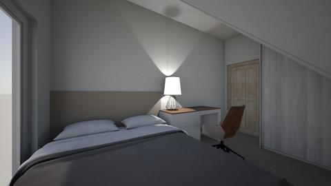 Emka - Bedroom  - by Nika Konisheva