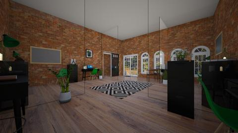 Social Distancing Office - Office  - by house17