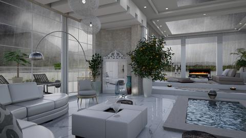 Rain - Modern - Living room  - by ZsuzsannaCs
