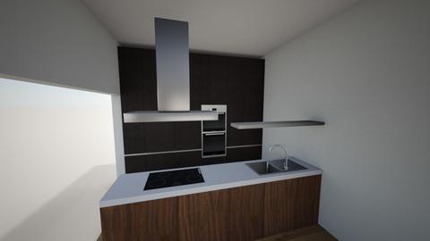 1 - Kitchen - by Jessicavl