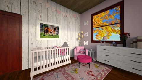 4crfew - Kids room  - by The vamps lover