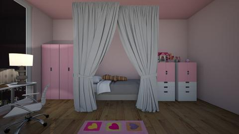 play time - Classic - Kids room  - by hicran yeniay