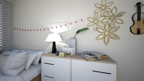 2007rtcz - Modern - Bedroom - by romithais
