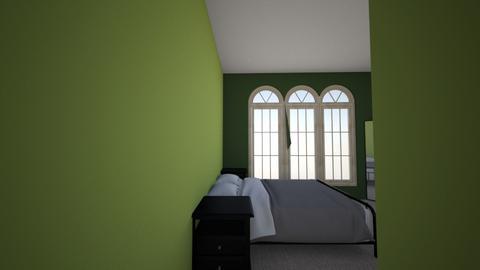 kj - Bedroom  - by farhxacom