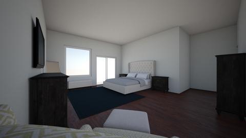 jess - Bedroom - by jessi2616