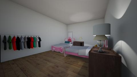 bedroom - Bedroom - by cb28026