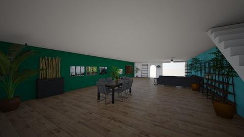 Living - Living room  - by Pocoloco94II
