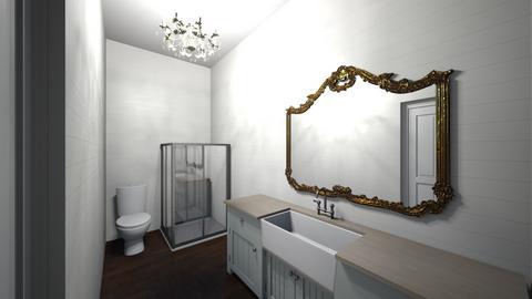 bathroom - Classic - by lilapulket1