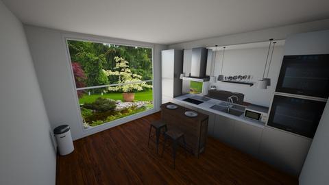 Kitchen - Modern - by xavierwold