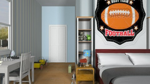 orts - Kids room  - by ok sosa