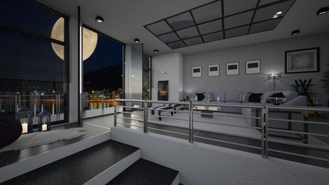 Big Windows - Living room  - by bigmama14