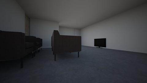 Basement - Modern - by Jeff_NH