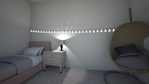 Tween bedroom - Bedroom  - by ava1212