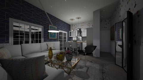 kilo - Living room - by peterlo