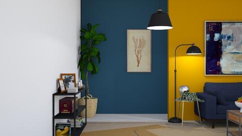 ilanan apartment - Living room  - by ilana0110