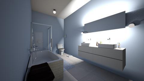 interior design bath - Bathroom  - by easantos
