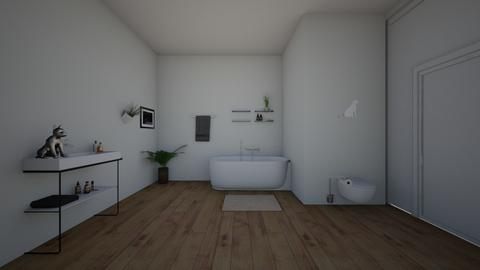 brazillian bathroom - Bathroom  - by matildabeast