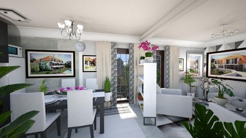 Provence apartm6 - Modern - Living room - by iamthearchitect