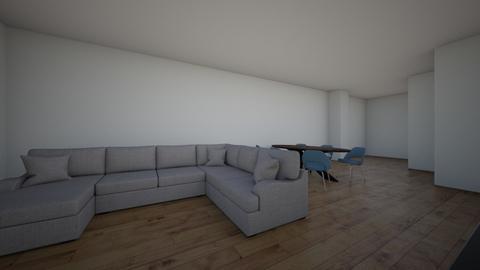 Amy en Martijn - Rustic - Living room  - by Paulineeikhoudt