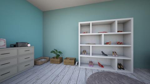marru house - Glamour - Bedroom - by gala2008