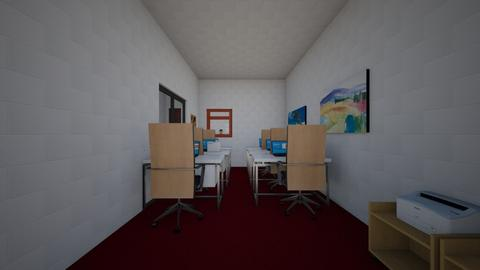 lesson5  workspace pic 2 - Modern - Office - by Andrei1196