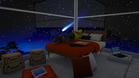 contest_nightsky - Minimal - Bedroom  - by j_dreamplace