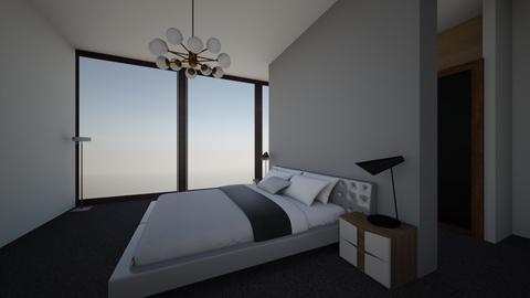 1_room_apartment_bedroom - Bedroom - by carranza01