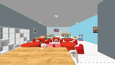 classroooooom - Kids room  - by jeneliz_tan