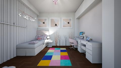 Bedroom - Kids room  - by Keilla