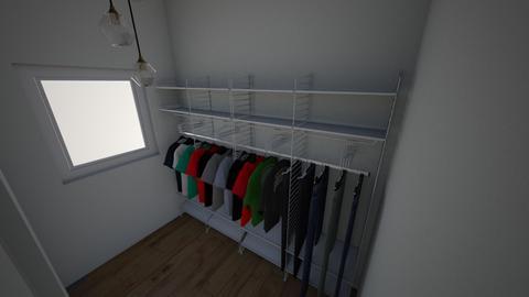 Droomkamer_Enes - Bedroom  - by Enes kacar