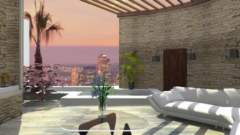 Miragii - Living room - by VLACARA_118