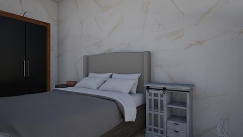 Tarea 7 - Modern - Bedroom  - by mtzzzz