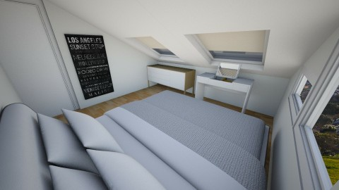 Little Maison - Living room - by moonkai