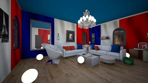 French Embassy - by DarkCrystal135