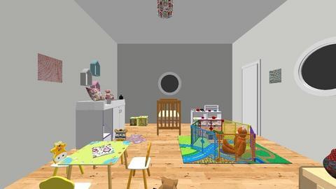 BABY room - Kids room - by Nuno Klauck