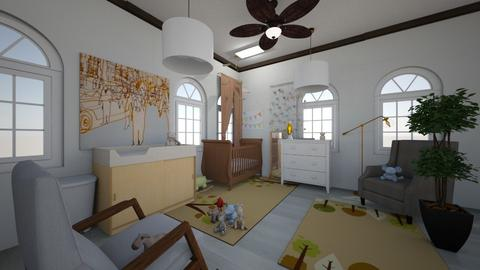 nursery 2 - Classic - Kids room  - by quesal0l2347