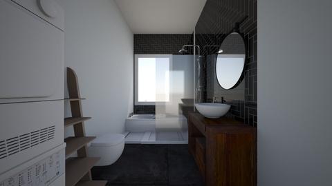Bathroom 6 low tub - Bathroom  - by adoric