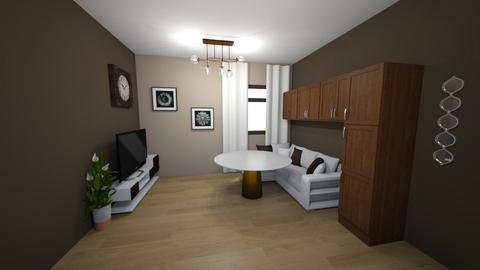 dormitory vibe - Minimal - by Merily