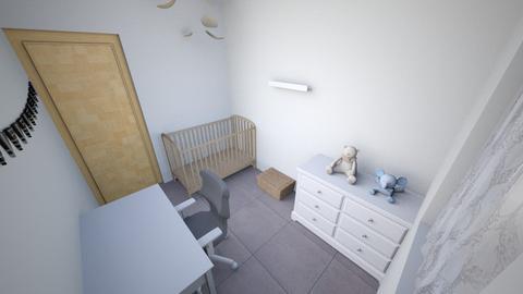 dd - Kids room  - by sdoveh