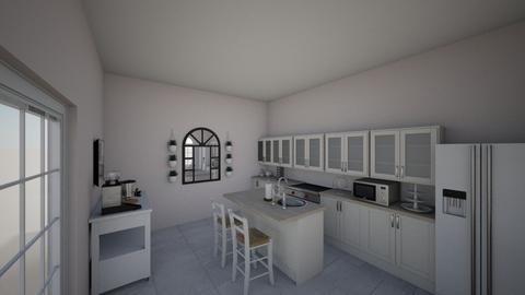 Bohemian kitchen  - Kitchen  - by lolakasischke