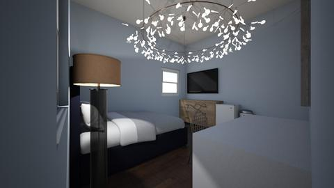 My bedroom - Bedroom  - by Carleybee