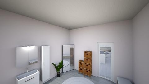 bathroom - Modern - Bathroom  - by AVI1226