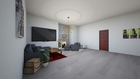 Palace Living Room - Modern - Living room  - by Mainastar