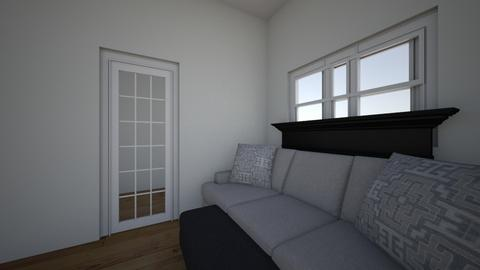 House - Living room  - by Acloud builder
