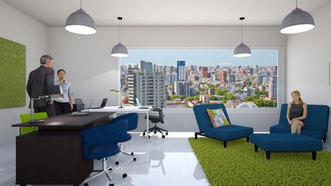 Office - Office - by Carolina Soriani