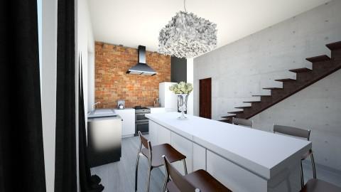 8 - Retro - Kitchen  - by ewcia11115555