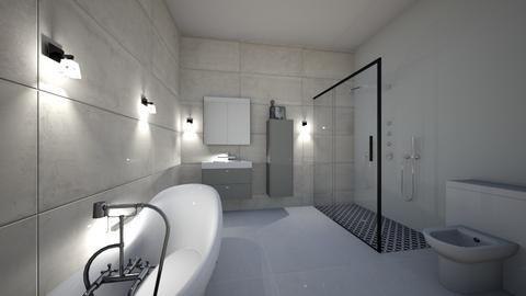 bajdikfo - Bathroom - by drilonh5