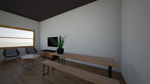 uhuis - Vintage - Living room  - by Stankooij